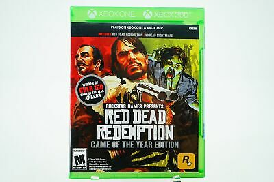 Red Dead Redemption [Game of the Year]: Xbox 360 [Brand New]