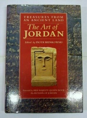Treasures from an Ancient Land: The Art of Jordan, , Liverpool Museum (Liverpool