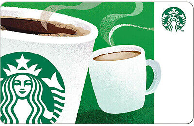 Starbucks Gift Card $40 Value, Only $35, Sent via Email (FAST DELIVERY)