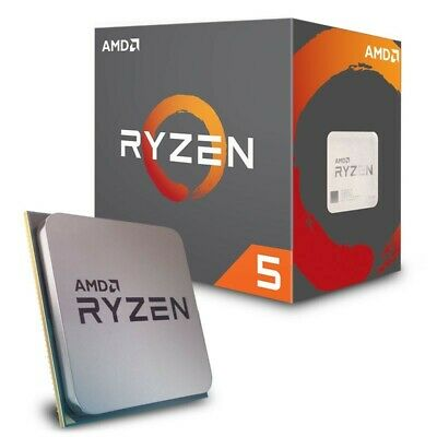 AMD Ryzen 5 2600 R5 2600 3.4GHz Six-core twelve-core 65W CPU