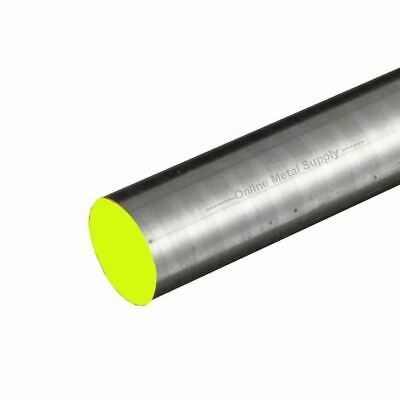 316 Rough Turned Stainless Steel Round Rod, 5.500 (5-1/2 inch) x 5 inches