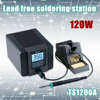 FAST TS1200A LCD Touch Display Soldering Station For Phone BGA Desoldering 120W