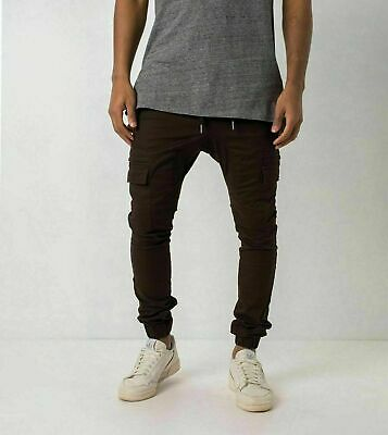 Men/'s NWT Zanerobe Solid Sureshot Chino Pants-Free Shipping