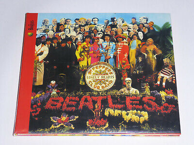 The Beatles - Sgt Peppers Lonely Hearts Club Band: 2009 Remaster - CD EXC CONDIT