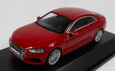 Audi A5 Coupe - Tango Red,  1/43  (Spark) High Quality, Dealer Model.