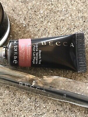 New! Becca Beach Tint Watermelon Dewy Rose .24 Fl Oz Sold Out!