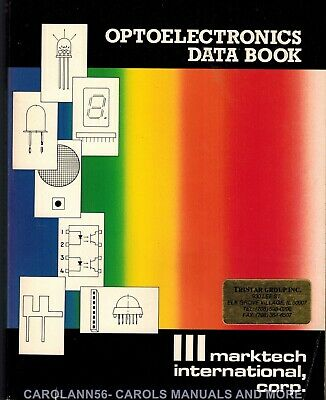 MARKTECH INTERNATIONAL Data Book Optoelectronics