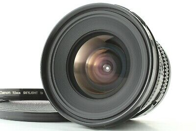 """""""Near Mint"""" Canon New FD 17mm f/4 MF Wide Angle Lens NFD From JAPAN #327"""