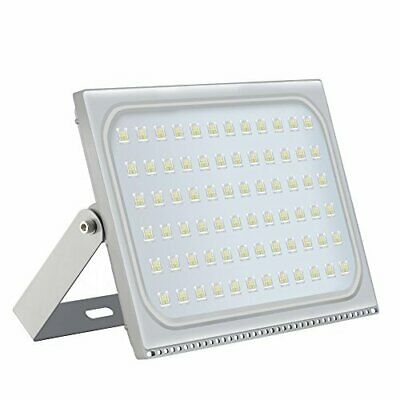 Missbee 500W Led Flood Light Thinner Lighter Outdoor Security Light 55000Lm C...
