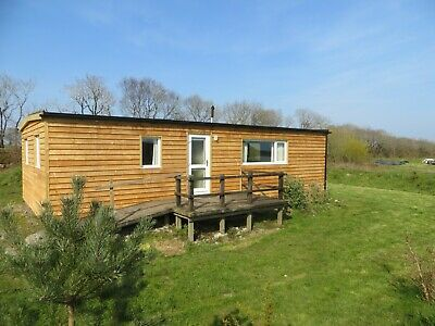 Holiday lodge in Devon May Spring Bank Holidays from £45 per night