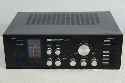 Sansui Au-D7 Integrated Amplifier-Bench Checked,Serviced,Cleaned,Tested