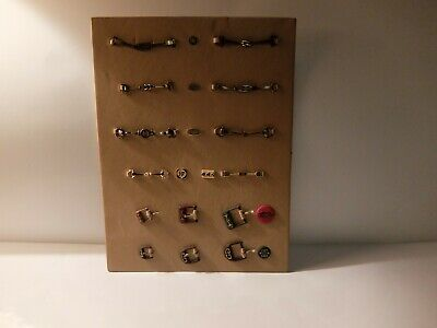 Metal Buckles~ Studs & Accessories for Leather Craft~Shoemakers~Collectors
