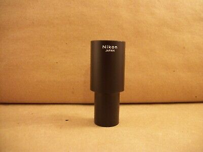 Nikon TV Relay Lens 1x/16 Microscope Photo Eyepiece