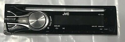 Tested JVC KD-S29 Faceplate Only
