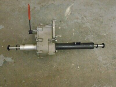 Mid Size Mobility Scooter Transaxle.