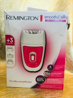 Remington EP7300 Dry Use 2 Speeds 3 in 1 Corded Epilator