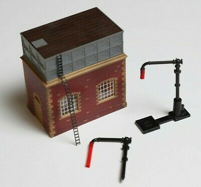Hornby OO Gauge Water Tower R8003 Kit Model Railway Accessories Scenery