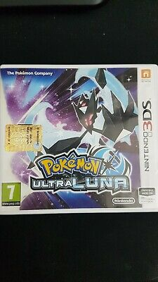 Pokemon UltraLuna - Nintendo 3DS