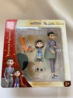 Hape The Little Prince Little Girl Fox Exclusive Figurines With Stands Moc 13 88 Picclick