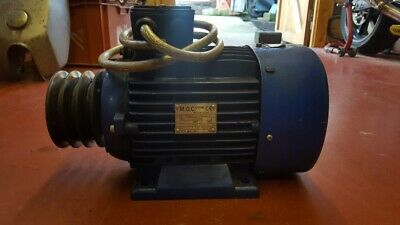 3 Phase Electric Motor