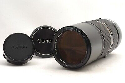@ Ship in 24 Hours @ Discount! @ Canon FD 80-200mm f4 S.S.C. Telephoto Zoom Lens