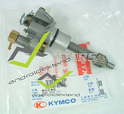 KYMCO XCITING S 400i OIL PUMP ASSY