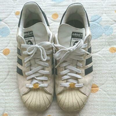 ADIDAS SUPER APE Star Superstar Bathing Bape Camo Olive