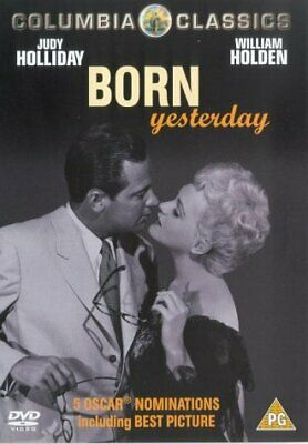Born Yesterday [DVD] [2002]