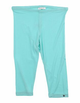 Miss Grant Fuchsia, Light green, White Viscose Leggings