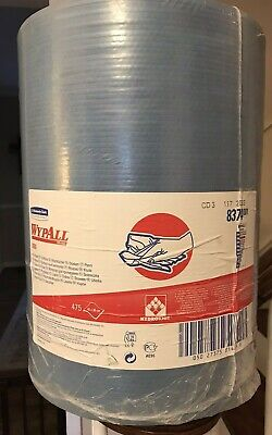 Kimberly Clark 8374 Wypall Cloths Wipers Large Roll  475 Wipes