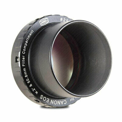 """Baader Canon EOS DSLR T-Ring w/ 2"""" Filter Thread and Nosepiece # DSLR-T 2958550"""