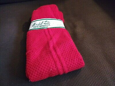 Vintage Red Leg Warmers from Marshall Field's NOS