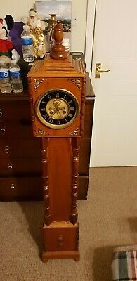 Antique Franchgranddauther clock pre-1900