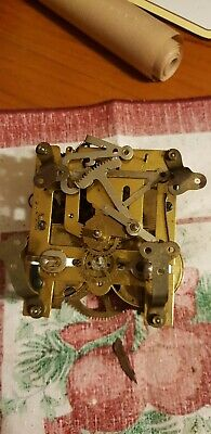 Antique Clock movement for spair and repairs!