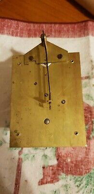 Antique Empire clock movement for spair and repairs!