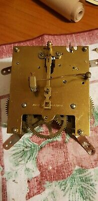 Antique English clock movement spair and repairs
