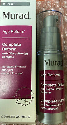 MURAD Age Reform : Complete Reform with Glyco Firming Complex. 30 ml. New in Box