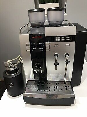 Jura Impressa X9 Bean To Cup Coffee Machine, Fully Automatic With Milk Chiller!!