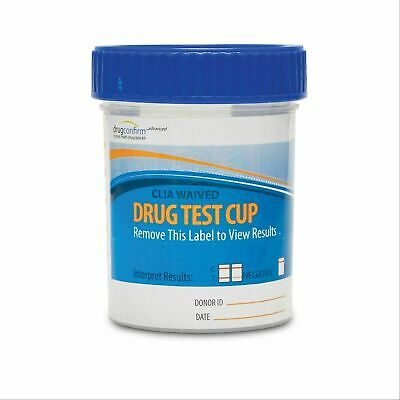 DrugConfirm - Urine Drug Test Kit, Cup 12 Panel Screen THC MDMA COC mAMP +other