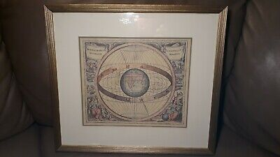 Harmonia Macrocosmica of Andreas Cellarius Celestial Map-Artwork Reproductions