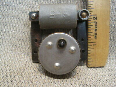 Vintage H3 Telechron Electrical Clock Motor – made in USA