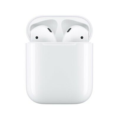 Apple AirPods 2nd Generation Bluetooth Headphones with Charge Case(light in box)