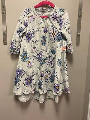NWT Old Navy Floral Dress Girls 5T