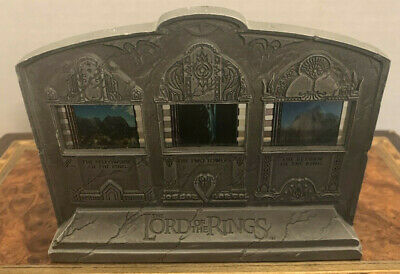 Lord of the Rings Film Frame Collectible Sideshow-WETA No box
