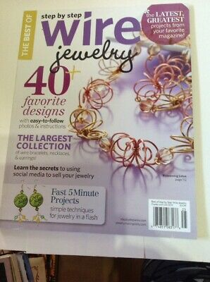 Wire Jewelry The Best Of Step By Step Magazine