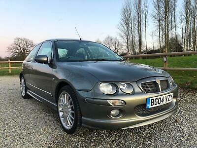 Mg/ Mgf Zr 1.4 105 Only 62 Thousand Miles Full Service History