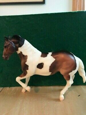 Breyer Traditional Horse Ranch Horse Cody Mold Bay Pinto Warehouse Find 2014
