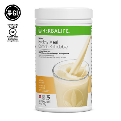 Herbalife FORMULA 1 HEALTHY MEAL SHAKE MIX 750g (ALL FLAVORS )/ Free SHIPPING