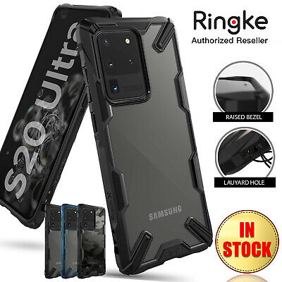 Samsung Galaxy S20 Plus Ultra Case Ringke Fusion X Heavy Duty Shockproof Cover