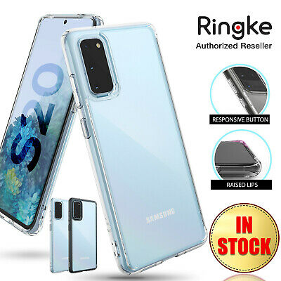 Samsung Galaxy S20 Plus Ultra Case Genuine RINGKE FUSION Protect Clear Cover